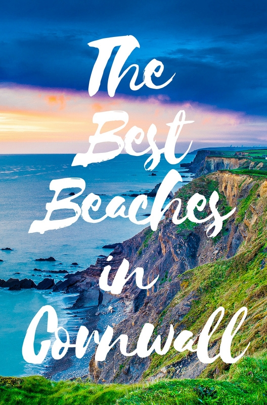 There are over 300 beaches to discover in Cornwall. The following are some of our favorite picks.